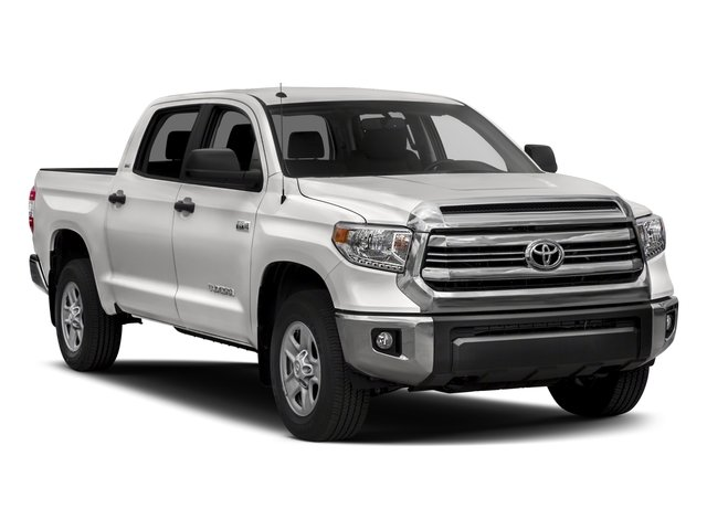 2017 Toyota Tundra 4WD Prices and Values SR5 CrewMax 4WD side front view