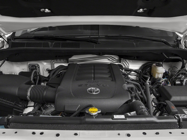 2017 Toyota Tundra 4WD Pictures Tundra 4WD SR5 CrewMax 4WD photos engine