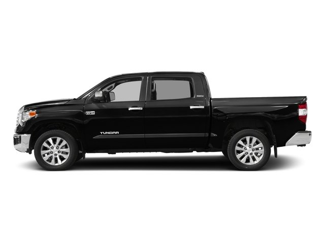 2017 Toyota Tundra 4WD Prices and Values Limited CrewMax 4WD side view