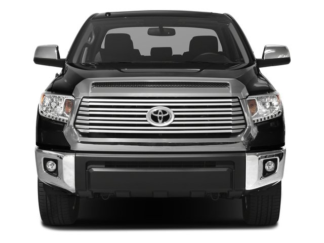 2017 Toyota Tundra 4WD Prices and Values Limited CrewMax 4WD front view