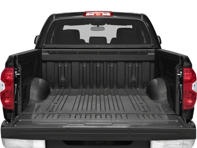 2017 Toyota Tundra 4WD Prices and Values Limited CrewMax 4WD open trunk