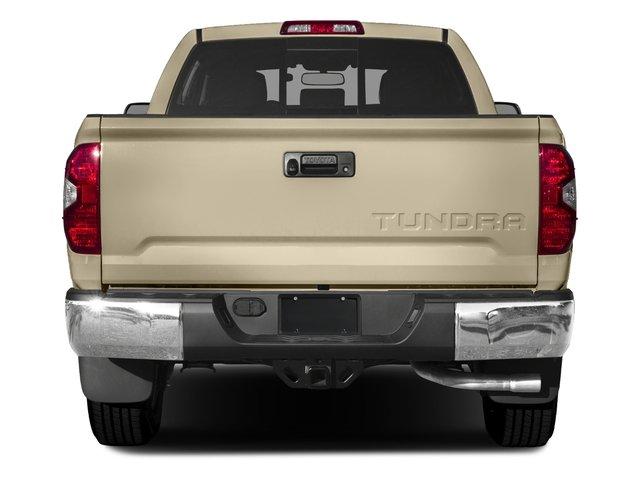 2017 Toyota Tundra 2WD Pictures Tundra 2WD SR5 Double Cab 2WD photos rear view