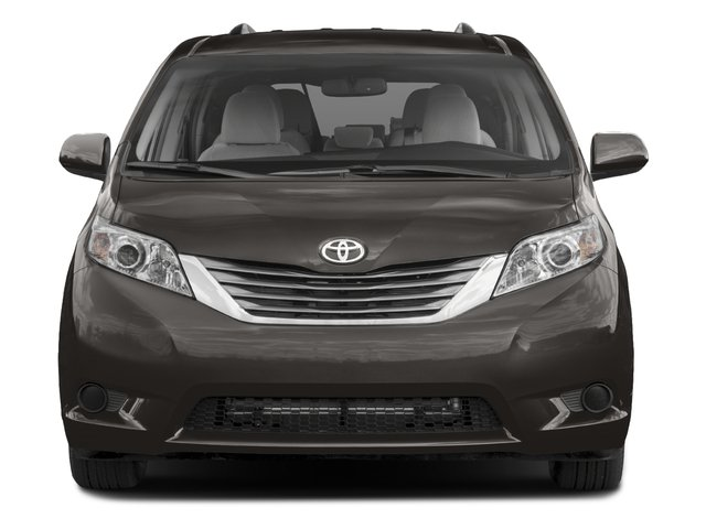 2017 Toyota Sienna Pictures Sienna Wagon 5D LE AWD V6 photos front view