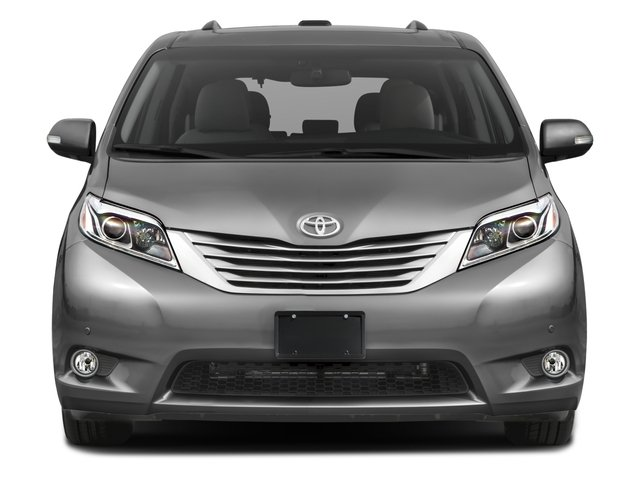 2017 Toyota Sienna Pictures Sienna Wagon 5D XLE V6 photos front view