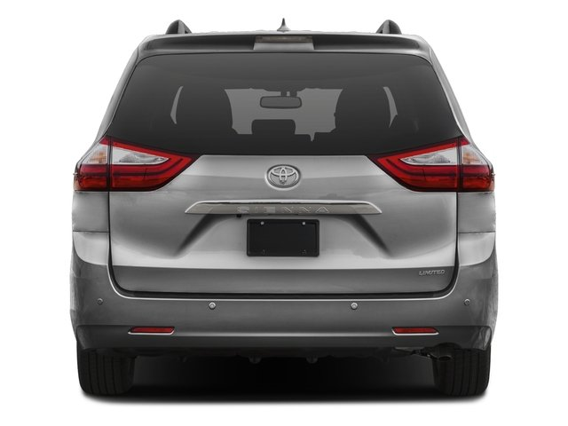 2017 Toyota Sienna Pictures Sienna Wagon 5D XLE V6 photos rear view