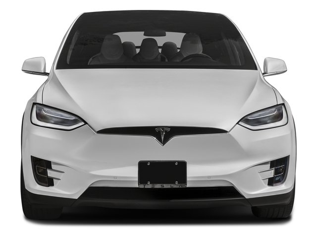 2017 Tesla Motors Model X Prices and Values Util 4D Performance 100 kWh AWD Elec front view