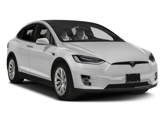 2017 Tesla Motors Model X Prices and Values Util 4D Performance 100 kWh AWD Elec side front view