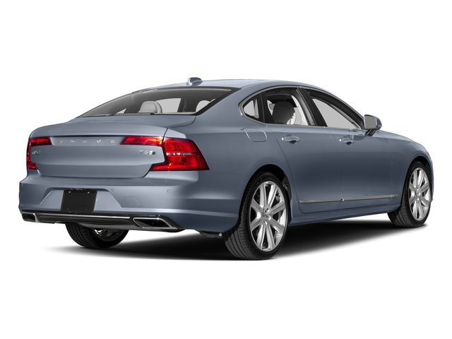 2017 Volvo S90 Prices and Values Sedan 4D T5 Inscription I4 Turbo side rear view