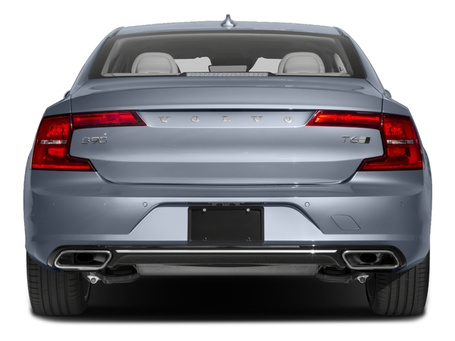 2017 Volvo S90 Prices and Values Sedan 4D T5 Inscription I4 Turbo rear view