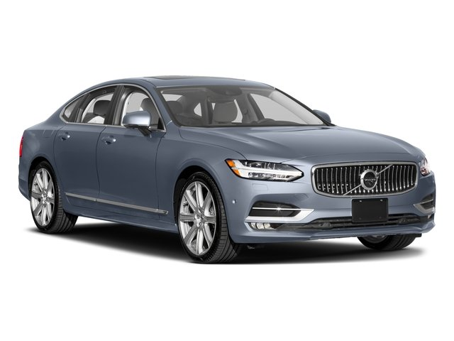 2017 Volvo S90 Prices and Values Sedan 4D T5 Inscription I4 Turbo side front view