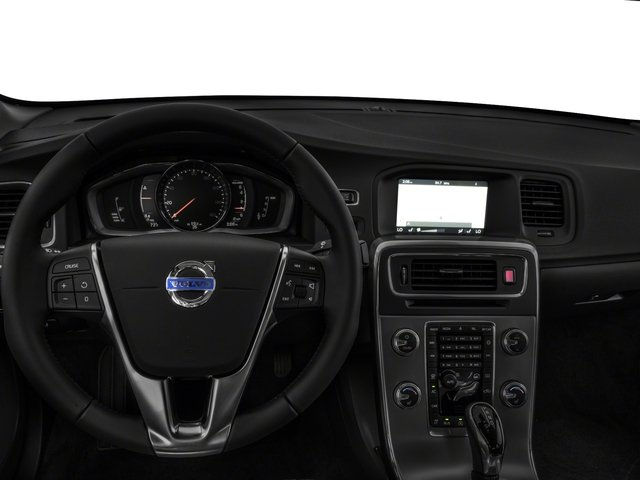 2017 Volvo S60 Base Price T5 AWD Dynamic Pricing driver's dashboard