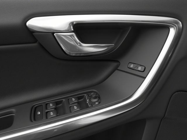 2017 Volvo S60 Base Price T5 AWD Dynamic Pricing driver's side interior controls