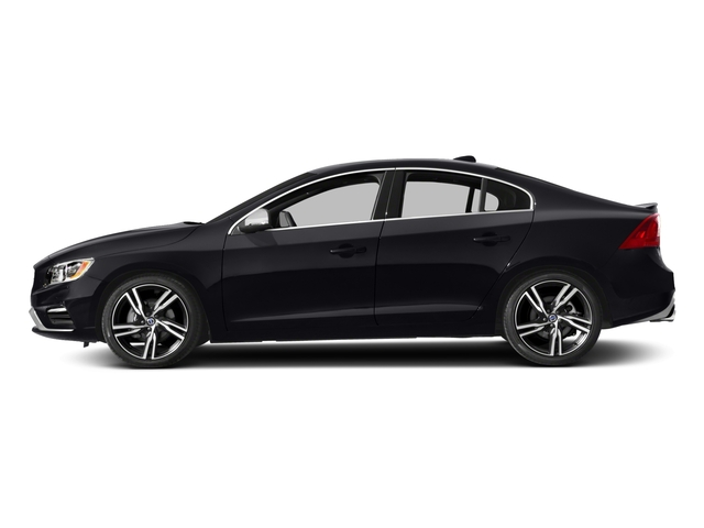 2017 Volvo S60 Prices and Values Sedan 4D Platinum T6 R-Design AWD side view