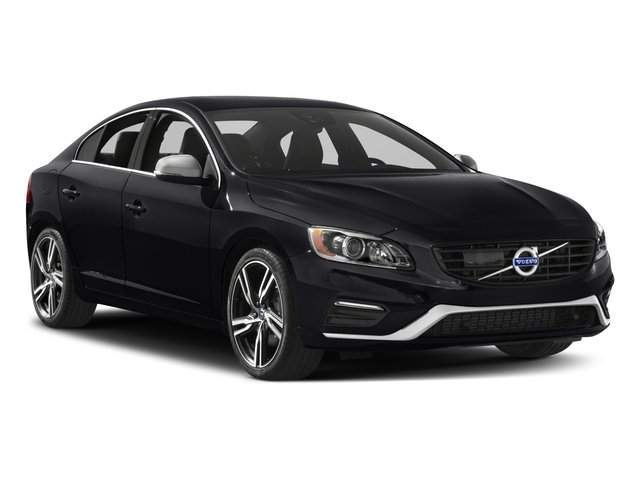 2017 Volvo S60 Prices and Values Sedan 4D Platinum T6 R-Design AWD side front view