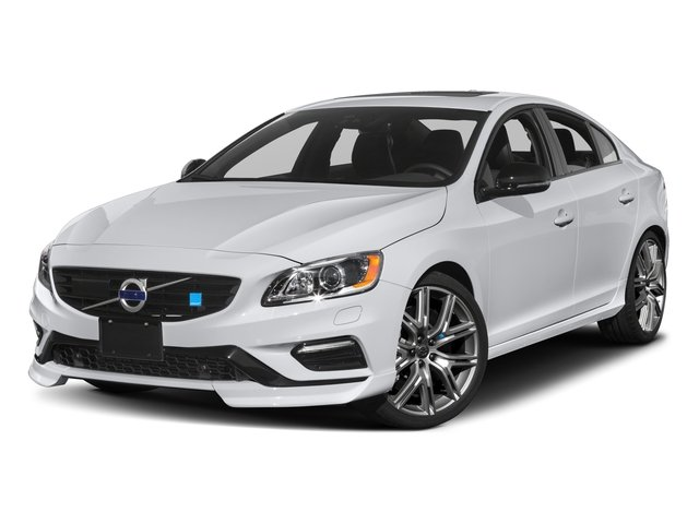 2017 Volvo S60 Base Price Polestar AWD Pricing side front view