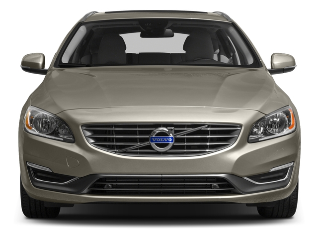 2017 Volvo V60 Prices and Values Wagon 4D T5 Platinum AWD Turbo front view