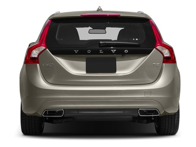 2017 Volvo V60 Prices and Values Wagon 4D T5 Platinum AWD Turbo rear view