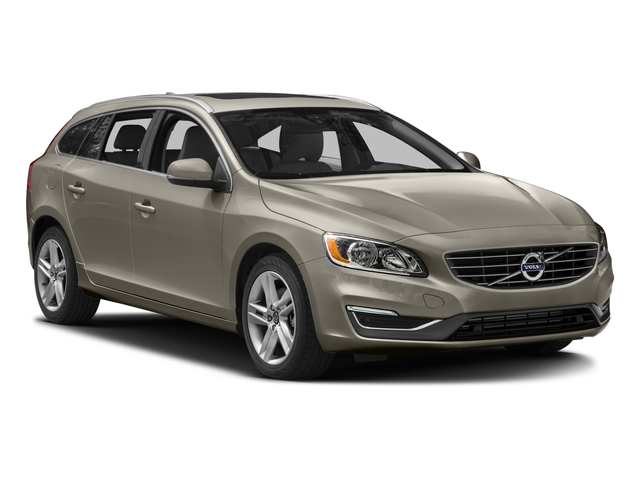 2017 Volvo V60 Prices and Values Wagon 4D T5 Platinum AWD Turbo side front view