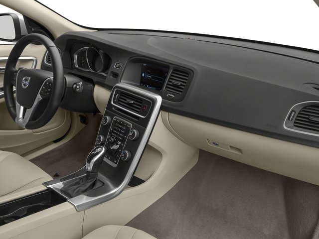 2017 Volvo V60 Prices and Values Wagon 4D T5 Platinum AWD Turbo passenger's dashboard