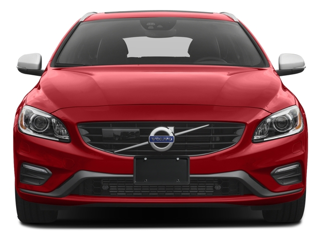 2017 Volvo V60 Prices and Values Wagon 4D T6 R-Design Platinum AWD front view