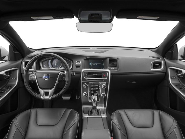 2017 Volvo V60 Prices and Values Wagon 4D T6 R-Design Platinum AWD full dashboard