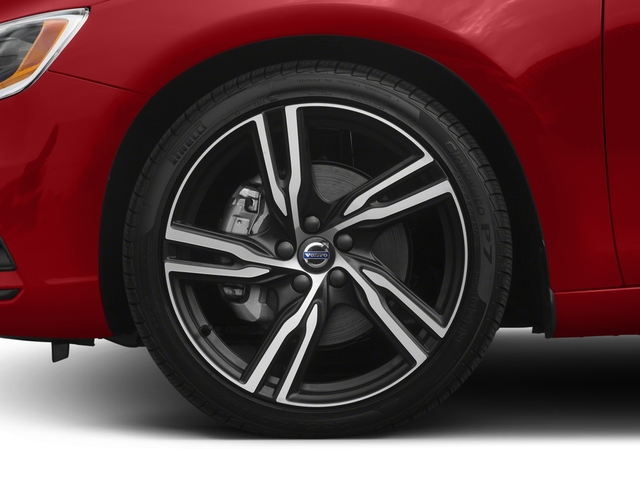 2017 Volvo V60 Prices and Values Wagon 4D T6 R-Design Platinum AWD wheel