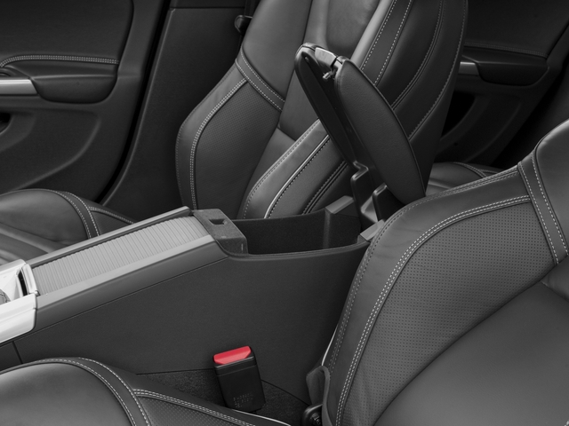2017 Volvo V60 Prices and Values Wagon 4D T6 R-Design Platinum AWD center storage console