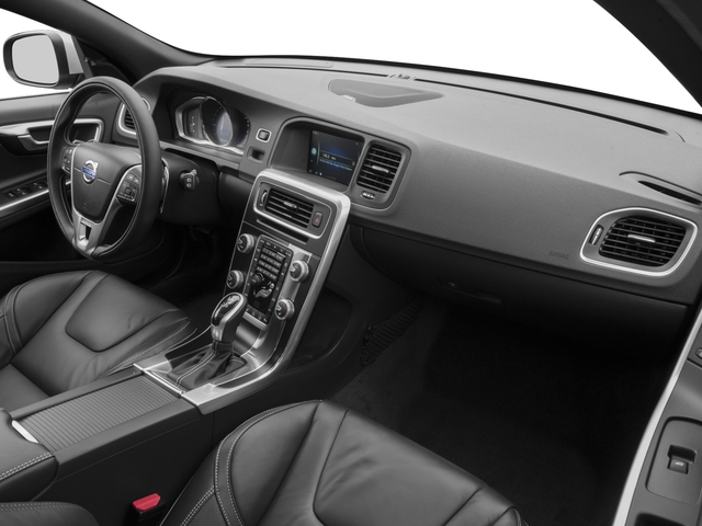 2017 Volvo V60 Prices and Values Wagon 4D T6 R-Design Platinum AWD passenger's dashboard