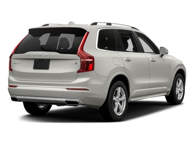 2017 Volvo XC90 Prices and Values Util 4D T5 Momentum AWD I4 Turbo side rear view