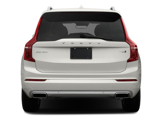 2017 Volvo XC90 Prices and Values Util 4D T5 Momentum AWD I4 Turbo rear view
