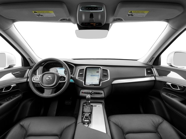 2017 Volvo XC90 Prices and Values Util 4D T5 Momentum AWD I4 Turbo full dashboard