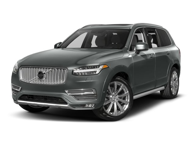 2017 Volvo Xc90 Base Price T6 Awd 7 Penger Inscription Pricing Side Front View