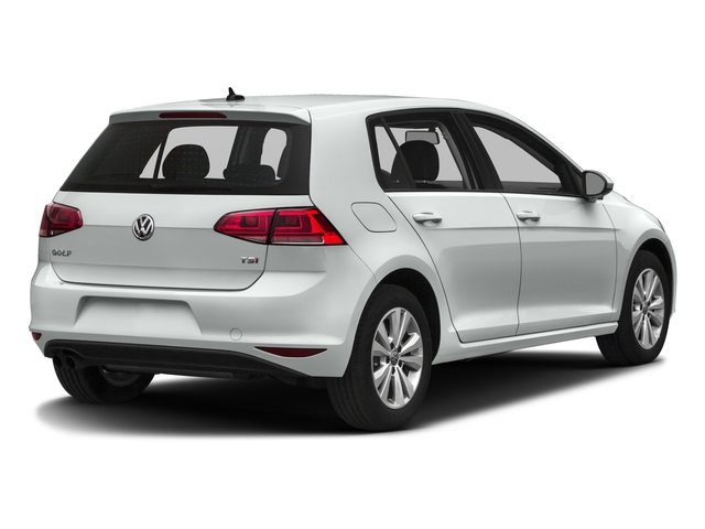2017 Volkswagen Golf Base Price 1.8T 4-Door SEL Auto Pricing side rear view
