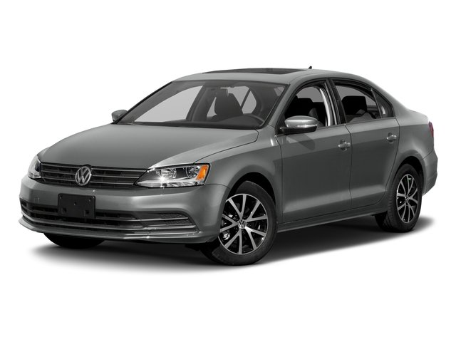 2017 Volkswagen Jetta Pictures Jetta 1.4T S Auto photos side front view