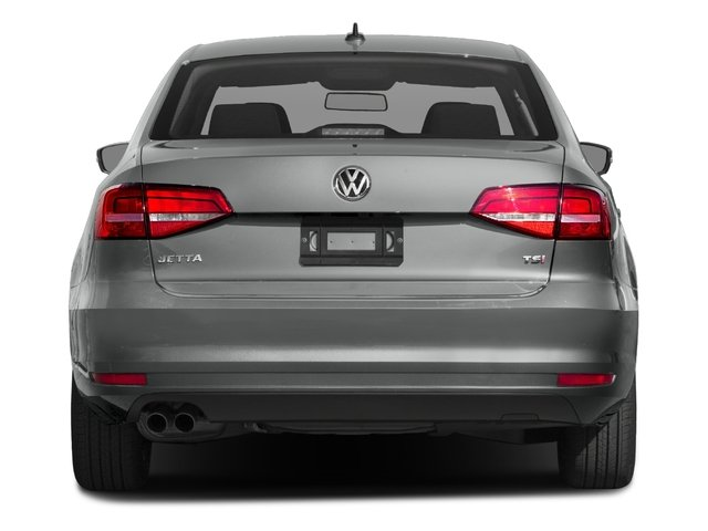 2017 Volkswagen Jetta Pictures Jetta 1.8T Sport Auto photos rear view