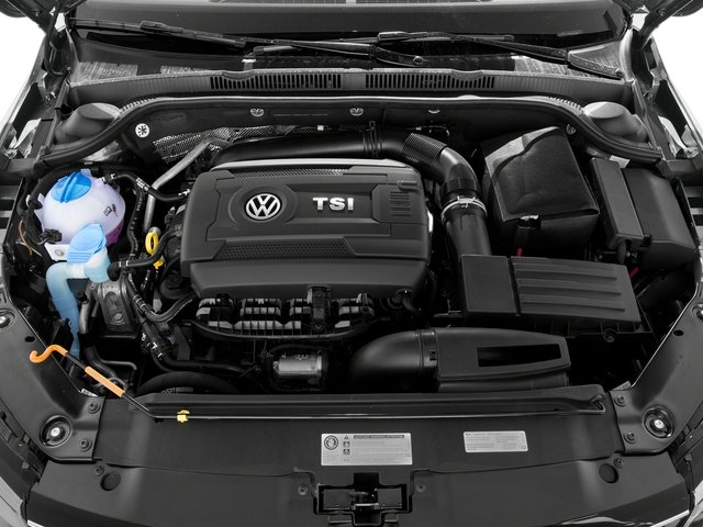 2017 Volkswagen Jetta Pictures Jetta 1.8T Sport Auto photos engine