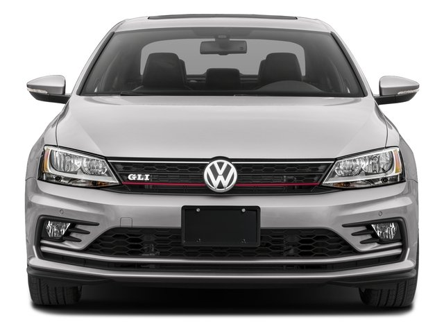 2017 Volkswagen Jetta Base Price GLI Manual Pricing front view