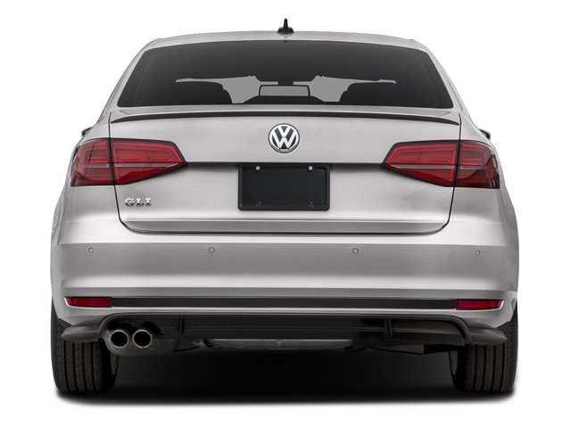 2017 Volkswagen Jetta Base Price GLI Manual Pricing rear view