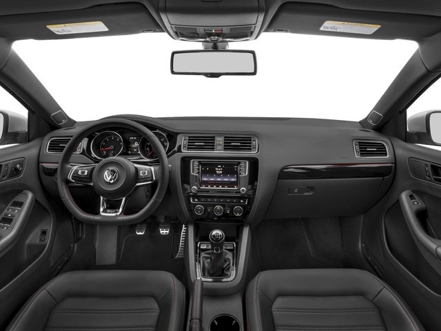 2017 Volkswagen Jetta Base Price GLI Manual Pricing full dashboard