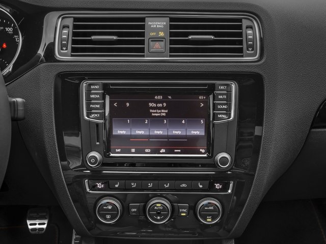 2017 Volkswagen Jetta Base Price GLI Manual Pricing stereo system
