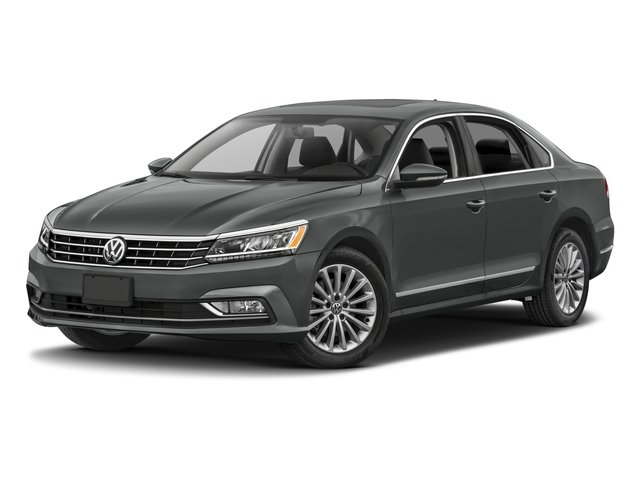 2017 Volkswagen Passat Base Price 1.8T S Auto Pricing side front view