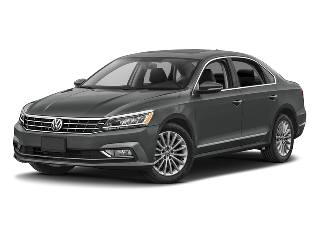 2017 Volkswagen Passat Base Price 1.8T SEL Premium Auto Pricing side front view