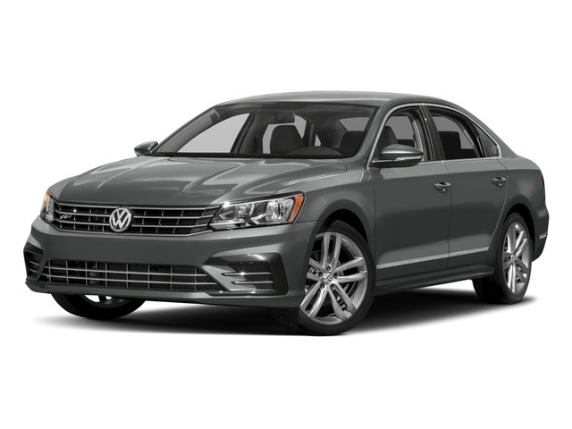 2017 Volkswagen Passat Base Price R-Line w/Comfort Pkg Auto Pricing side front view