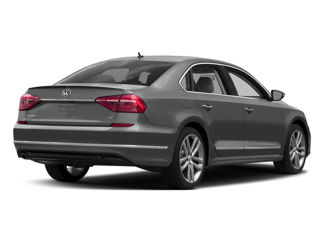 2017 Volkswagen Passat Base Price R-Line w/Comfort Pkg Auto Pricing side rear view