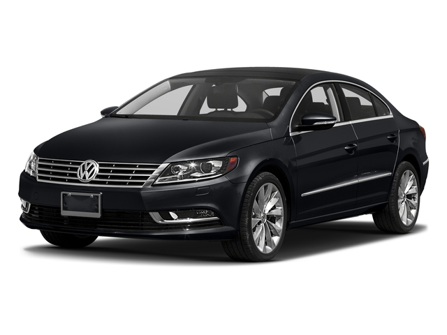 2017 Volkswagen CC Base Price 2.0T Sport DSG PZEV Pricing side front view