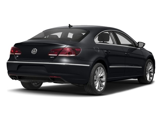 2017 Volkswagen CC Base Price 2.0T Sport DSG PZEV Pricing side rear view