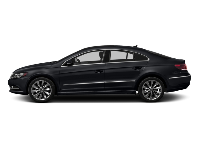 2017 Volkswagen CC Base Price 2.0T Sport DSG PZEV Pricing side view