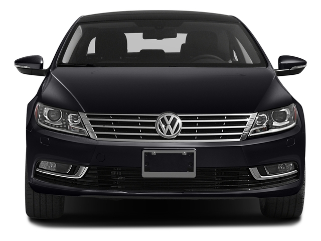 2017 Volkswagen CC Base Price 2.0T Sport DSG PZEV Pricing front view