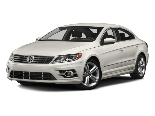 2017 Volkswagen CC Base Price R-Line 2.0T Executive DSG PZEV Pricing side front view