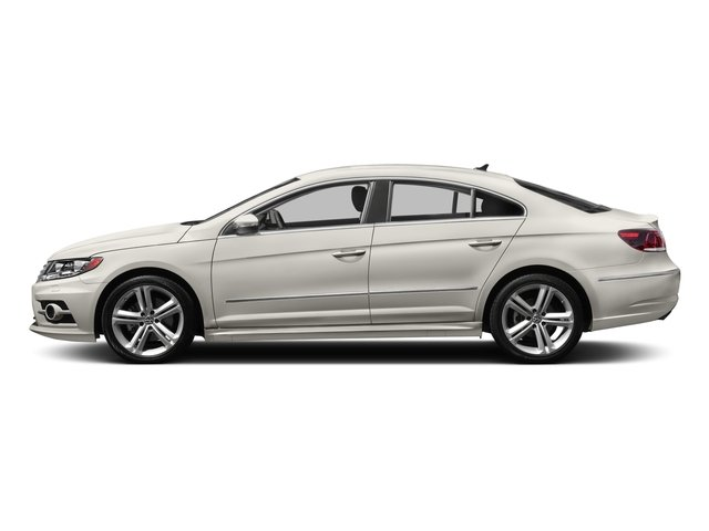 2017 Volkswagen CC Base Price R-Line 2.0T Executive DSG PZEV Pricing side view